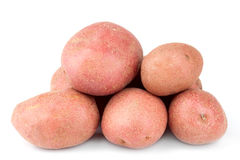 Red Potatoes Royalty Free Stock Images
