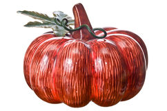 Red Pumpkin Royalty Free Stock Image