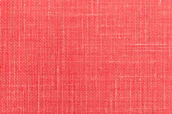 Red Purple Grunge Textile Canvas Background Stock Photo