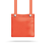 Red Purse Bag Royalty Free Stock Photo