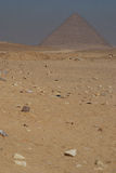 Red pyramid. Dahshur Royalty Free Stock Images