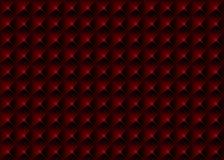 Red Pyramidal Seamless Texture Stock Photo