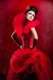 Red Queen Stock Image