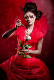 Red Queen Royalty Free Stock Photos