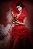 Red Queen Royalty Free Stock Image