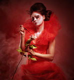 Red Queen Royalty Free Stock Images