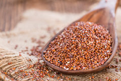 Red Quinoa Royalty Free Stock Photo