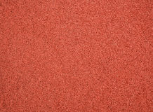 Red racetrack texture Royalty Free Stock Photography