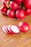 Red radish Stock Photography