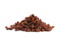 Red raisins Royalty Free Stock Photos
