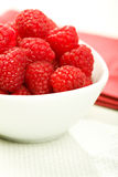Red Raspberries Royalty Free Stock Photography