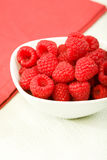 Red Raspberries Stock Images