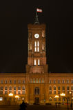 Red Rathaus Royalty Free Stock Images