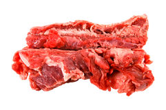 Red raw meat Royalty Free Stock Image