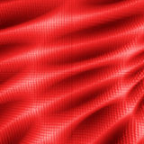 Red ray cubes Royalty Free Stock Photography
