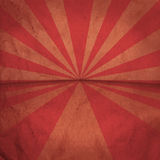 Red ray on recycle paper texture background Stock Photo