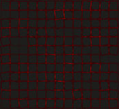 Red rectangular background Royalty Free Stock Photography