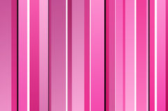 Red retro stripes. Lots of Red and Pink retro stripes stock illustration