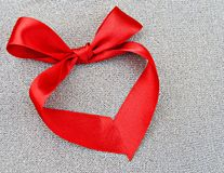 Red ribbon Stock Photos