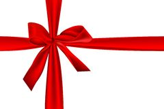 Red_ribbon Stock Photo