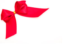 Red ribbon background Royalty Free Stock Images