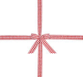 Red ribbon Royalty Free Stock Images
