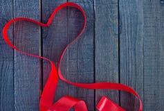 Red ribbon Stock Photos