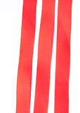 Red ribbon stripes Stock Photography