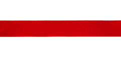 Red ribbon Stock Images
