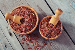 Red rice Royalty Free Stock Photos