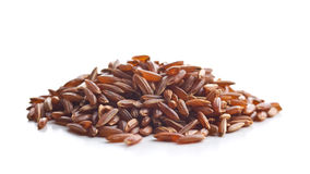 The red rice. Royalty Free Stock Photo