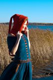 Red Riding  hood Royalty Free Stock Image
