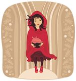 Red Riding Hood Stock Photos