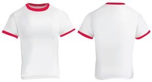 Red Ringer T-Shirt Stock Photo