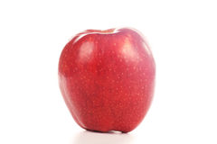 Red ripe apple Stock Photo