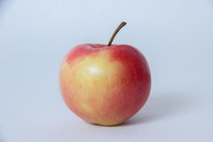 Red ripe apple Stock Image