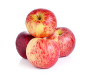 Red ripe apple Royalty Free Stock Photography