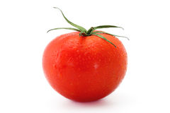Red ripe organic tomato Royalty Free Stock Photo