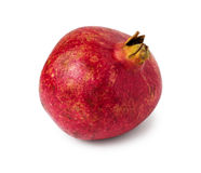 Red ripe pomegranate Stock Photos