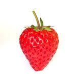 Red ripe strawberries. Stock Image