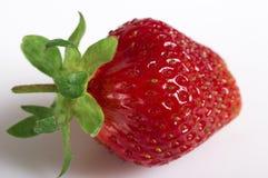 Red ripe strawberry. Stock Photo