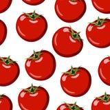 Red ripe tomato Royalty Free Stock Photos