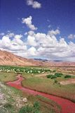 Red River Valley Stock Photo