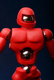 Red robot Stock Photos