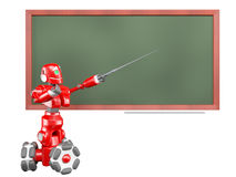 The red robot Royalty Free Stock Images