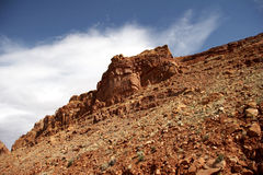 Red rock Royalty Free Stock Image