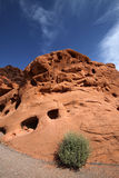 Red Rock Royalty Free Stock Photos