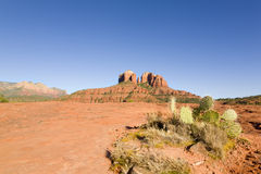 Red Rock Butte Stock Images