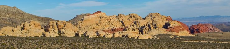 Red Rock Canyon  Royalty Free Stock Photo