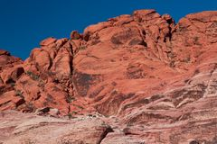 Red Rock Canyon 3 Royalty Free Stock Images